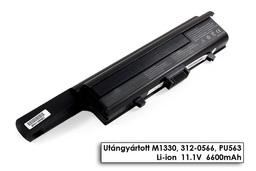 Dell Inspiron 1318, XPS M1330 helyettesítő új 9 cellás laptop akku/akkumulátor (PU556)