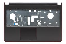 Dell Inspiron 15 5000, 5555, 5558 gyári új szürke-piros laptop felső fedél touchpaddal (DP/N: 00TY74)