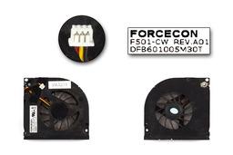 Dell Inspiron 1501, 6000, 6400 használt laptop hűtő ventilátor (DFB601005M30T)