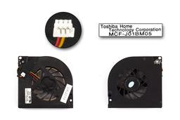 Dell Inspiron 1501, 6000, 6400 használt laptop hűtő ventilátor (MCF-J01BM05)