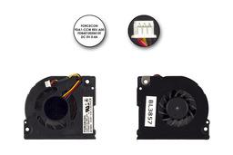 Dell Inspiron 1501, 6000, 6400 használt laptop videokártya hűtő ventilátor (DFB451005M10T)