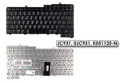 Dell Inspiron 1501, 6400, 9400 gyári új német laptop billentyűzet (JC931, 0JC931)