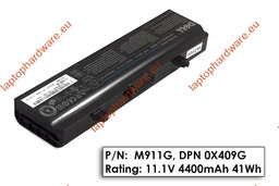 Dell Inspiron 1525, 1526, 1545 85%-os használt  6 cellás laptop akku/akkumulátor  TYPE RN873, GP952