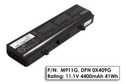Dell Inspiron 1525, 1526, 1545 25%-os használt  6 cellás laptop akku/akkumulátor  TYPE M911G, DPN 0X409G