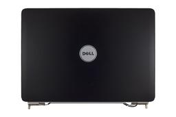 Dell Inspiron 1525, 1526 laptophoz Gyári Új fekete kijelző hátlap zsanérokkal, RU676