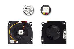Dell Inspiron 1525, 1526, Latitude D620, D630 gyári új hűtő ventilátor (0PD099, UDQFZZR03CCM)
