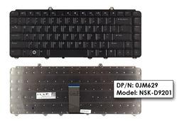 Dell Inspiron 1525, 1526, XPS M1330 gyári új US angol fekete laptop billentyűzet (0JM629)