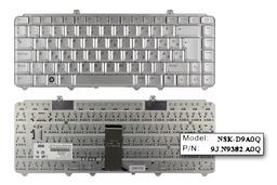 Dell Inspiron 1525, 1526, XPS M1330 gyári új magyar ezüst laptop billentyűzet (0RN166)
