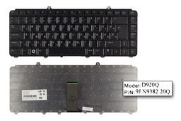 Dell Inspiron 1525, 1526, XPS M1330 gyári új magyar fekete laptop billentyűzet (0DX040)