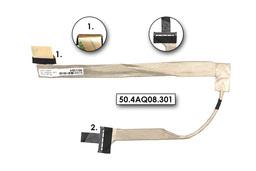 Dell Inspiron 1545, 1546 gyári új laptop kijelző kábel (0R267J)
