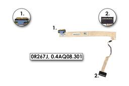 Dell Inspiron 1545, 1546 használt laptop kijelző kábel (0R267J)