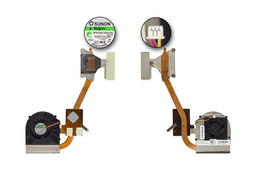 Dell Inspiron 15R, N5010, M5010 használt komplett laptop hűtés (0NC4TX)