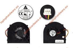 Dell Inspiron 15R, N5010, M5010 gyári új laptop hűtő ventilátor (KSB0505HA)