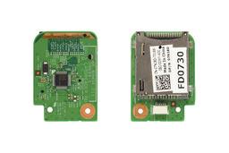 Dell Inspiron 15R, N5010, M5010 laptophoz használt kártyaolvasó, memory card reader board, 07N18D