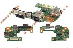Dell Inspiron 15R N5110 használt laptop DC/VGA/USB panel, 0PFYC8