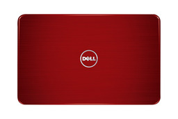 Dell Inspiron 15R, N5110 laptop cserélhető (SWITCH) LCD hátlap, Fire Red, 0TM37X