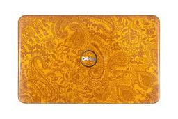 Dell Inspiron 15R, N5110 laptop cserélhető (SWITCH) LCD hátlap, Mehndi, 06K7MP