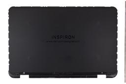 Dell Inspiron 15R, N5110 laptophoz gyári új LCD hátlap SWITCH FEDLAP NÉLKÜL, WiFi antennával (WF34D)