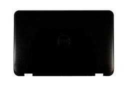 Dell Inspiron 15R, N5110 laptophoz használt LCD hátlap + SWITCH FEDLAP, WiFi antennával (WF34D)