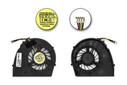 Dell Inspiron 17 (1750) gyári új laptop hűtő ventilátor (F81B, DFS531205MC0T)