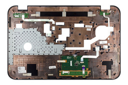 Dell Inspiron 17R 5720, 7720 laptophoz használt felső fedél touchpaddel, 0RC3X0