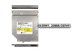 Dell Inspiron 17R 5720, 7720 laptophoz használt SATA CD/DVD író, 208BB/DEFHF, (0X5RWY)