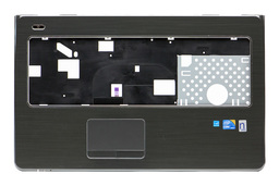 Dell Inspiron 17R N7010 gyári új sötétszürke laptop felső fedél touchpaddal (0NH3K8, NH3K8)