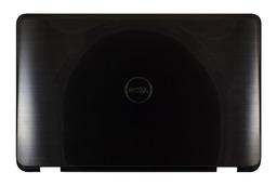Dell Inspiron 17R N7010 laptophoz használt fekete LCD hátlap (YVTPC)