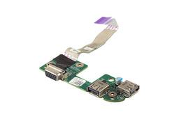 Dell Inspiron 17R N7010 laptopokhoz használt VGA/USB panel (5NCX3)