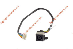 Dell Inspiron 17R N7010, N7110, Vostro 1015 használt DC tápaljazat kábellel (Y9FHW)