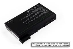 Dell Inspiron 8100, 8200, Latitude C500, C600, Precision M40 helyettesítő új 8 cellás laptop akku/akkumulátor (1691P)