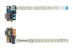 Dell Inspiron 3521, 5521, 5537 laptophoz gyári új USB panel, CN-057PM1-12966