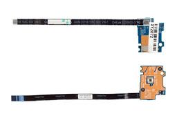Dell Inspiron 3521, 5521 laptophoz Használt bekapcsoló panel, NBX00019O00, LS-1901P