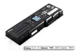 Dell Inspiron 6000, 9200, 9300 gyári új 9 cellás laptop akku/akkumulátor (U4873)