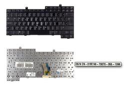 Dell Inspiron 8500, 9100, Latitude D500, D600, D800 használt magyarított laptop billentyűzet (01M749)