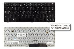 Dell Inspiron 910, Mini 9 használt UK angol netbook billentyűzet (0P719H)