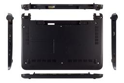 Dell Inspiron Mini 10, 1010 gyári új alsó fedél fekete 0C085P