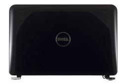 Dell Inspiron Mini 1012, 1018 laptopokhoz használt fekete LCD kijelző műanyag hátlap (00WKPX)