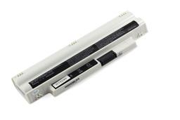 Dell Inspiron Mini 1012, 1018 helyettesítő új fehér 6 cellás laptop akku/akkumulátor (T96F2, 854TJ)