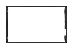 Dell Inspiron Mini Duo 1090 gyári új fekete LCD keret (0D77T8)