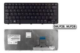 Dell Inspiron Mini Duo 1090 gyári új UK angol fekete laptop billentyűzet (0MJF28)