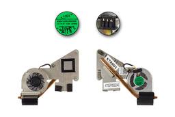 Dell Inspiron Mini Duo 1090 használt komplett laptop hűtőegység (RX56X)