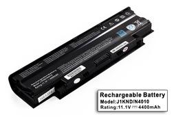 Dell Inspiron N5110 laptop akkumulátor, új, gyárival megegyező minőségű helyettesítő, 6 cellás (4400mAh)