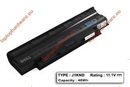 Dell Inspiron N3010, N5010, N7010 használt 75%-os 6 cellás laptop akku/akkumulátor (J1KND)