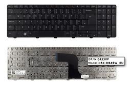 Dell Inspiron N5010, M5010 gyári új angol laptop billentyűzet (DPN 0433XP)