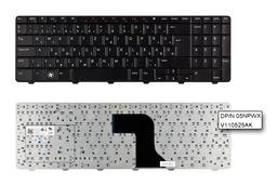 Dell Inspiron M5010 fekete magyar laptop billentyűzet