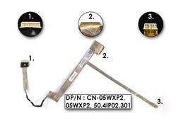 Dell Inspiron N5040, N5050, M5040 laptophoz használt LCD kijelző kábel (CN-05WXP2)