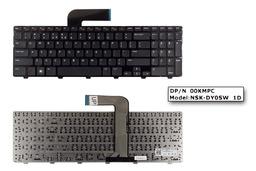 Dell Inspiron N5110, M5110 gyári új US angol laptop billentyűzet (00KMPC)