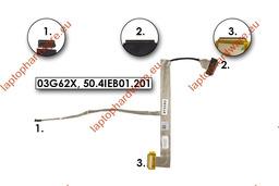 Dell Inspiron N5110, Vostro V3550 használt laptop LCD kijelző kábel (03G62X)