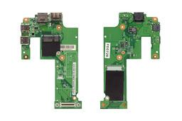 Dell Inspiron 15R, N5010, M5010 laptophoz használt USB/LAN/ESATA/DC panel (48.4HH20.011)